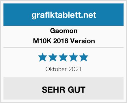 Gaomon M10K 2018 Version Test