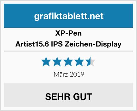XP-Pen Artist15.6 IPS Zeichen-Display Test