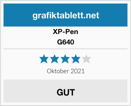 XP-Pen G640 Test