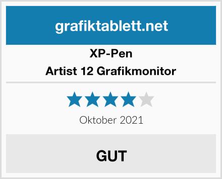 XP-Pen Artist 12 Grafikmonitor Test