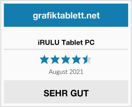 iRULU Tablet PC Test