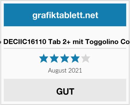 No Name Kurio DECIIC16110 Tab 2+ mit Toggolino Content Test