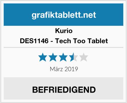 KURIO DES1146 - Tech Too Tablet Test