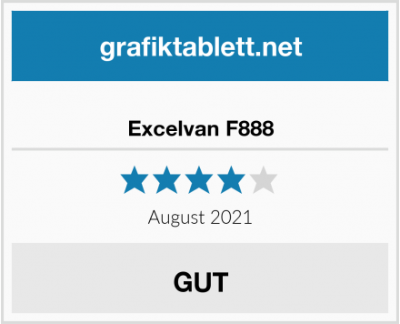 No Name Excelvan F888 Test