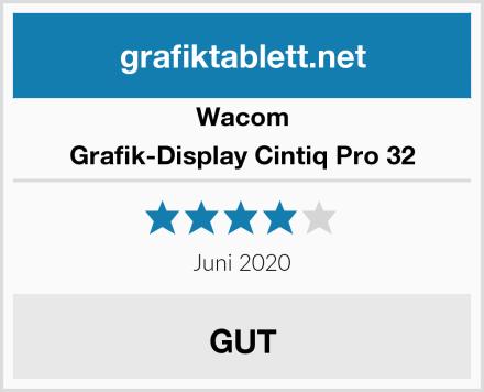 Wacom Grafik-Display Cintiq Pro 32 Test