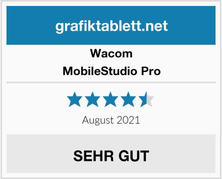 Wacom MobileStudio Pro Test