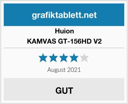 Huion KAMVAS GT-156HD V2 Test