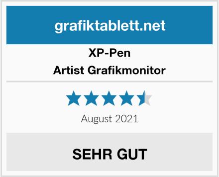 XP-Pen Artist Grafikmonitor Test