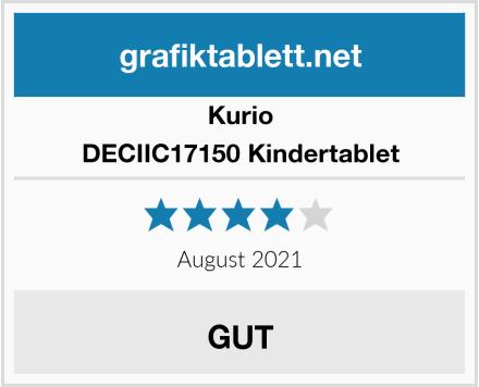 KURIO DECIIC17150 Kindertablet Test