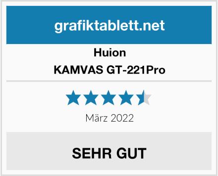 Huion KAMVAS GT-221Pro Test