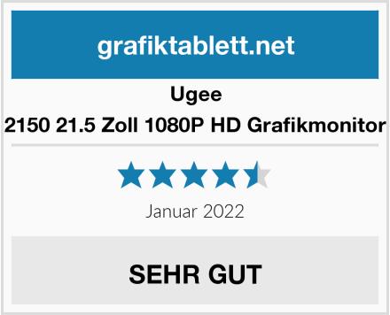 Ugee 2150 21.5 Zoll 1080P HD Grafikmonitor Test