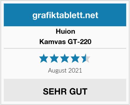 Huion Kamvas GT-220 Test
