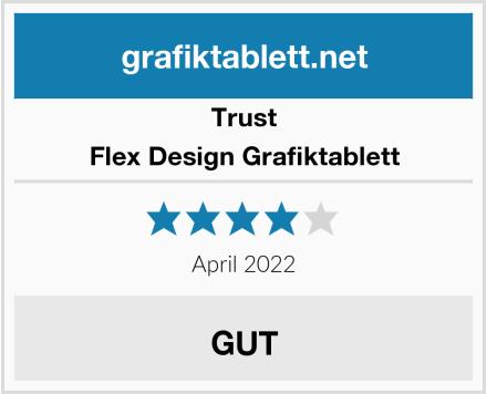 Trust Flex Design Grafiktablett Test