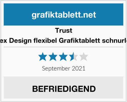 Trust Flex Design flexibel Grafiktablett schnurlos Test