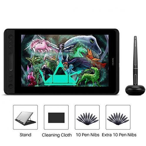 Huion KAMVAS Pro 12 IPS-Display Grafiktablett