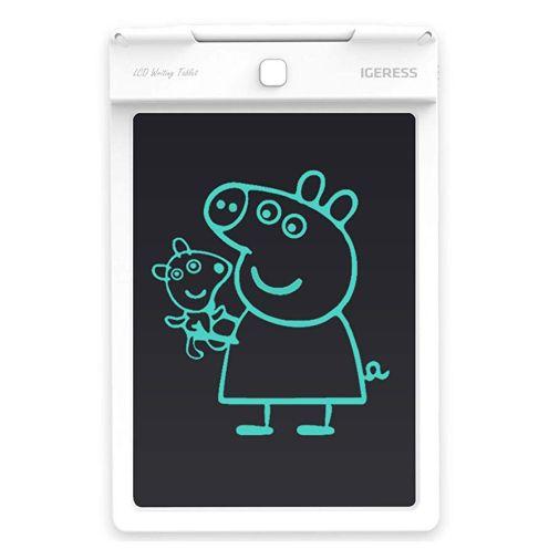 IGERESS 9 Zoll LCD-Schreibtafel