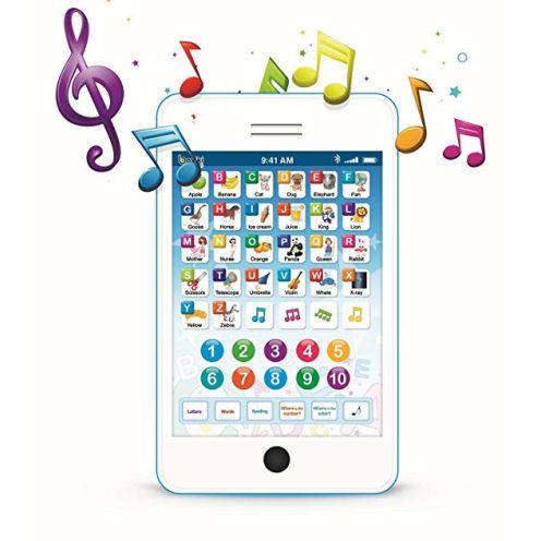 Boxiki Kids Englisch Lern-Tablet