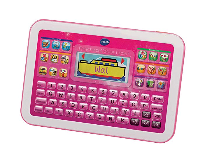 Vtech 80-155254 - Preschool Colour Lerntablet