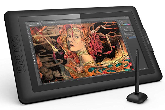 XP-Pen Artist15.6 IPS Zeichen-Display